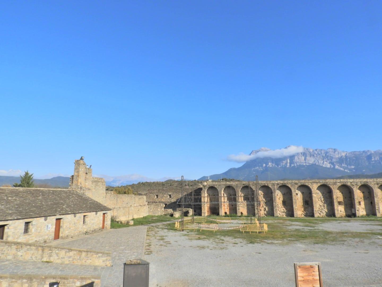 Castillo de Ainsa