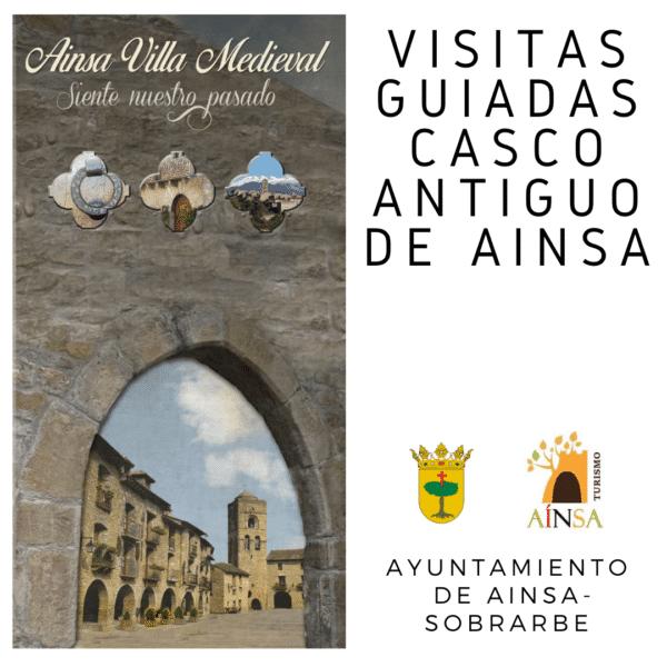 VISITAS GUIADAS CASCO ANTIGUO DE AINSA